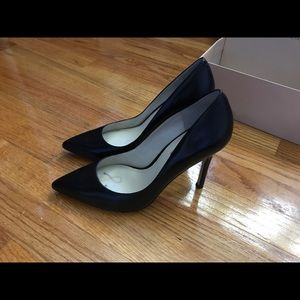 "BCBGeneration black shoes 4"" heels pumps size 8.5"